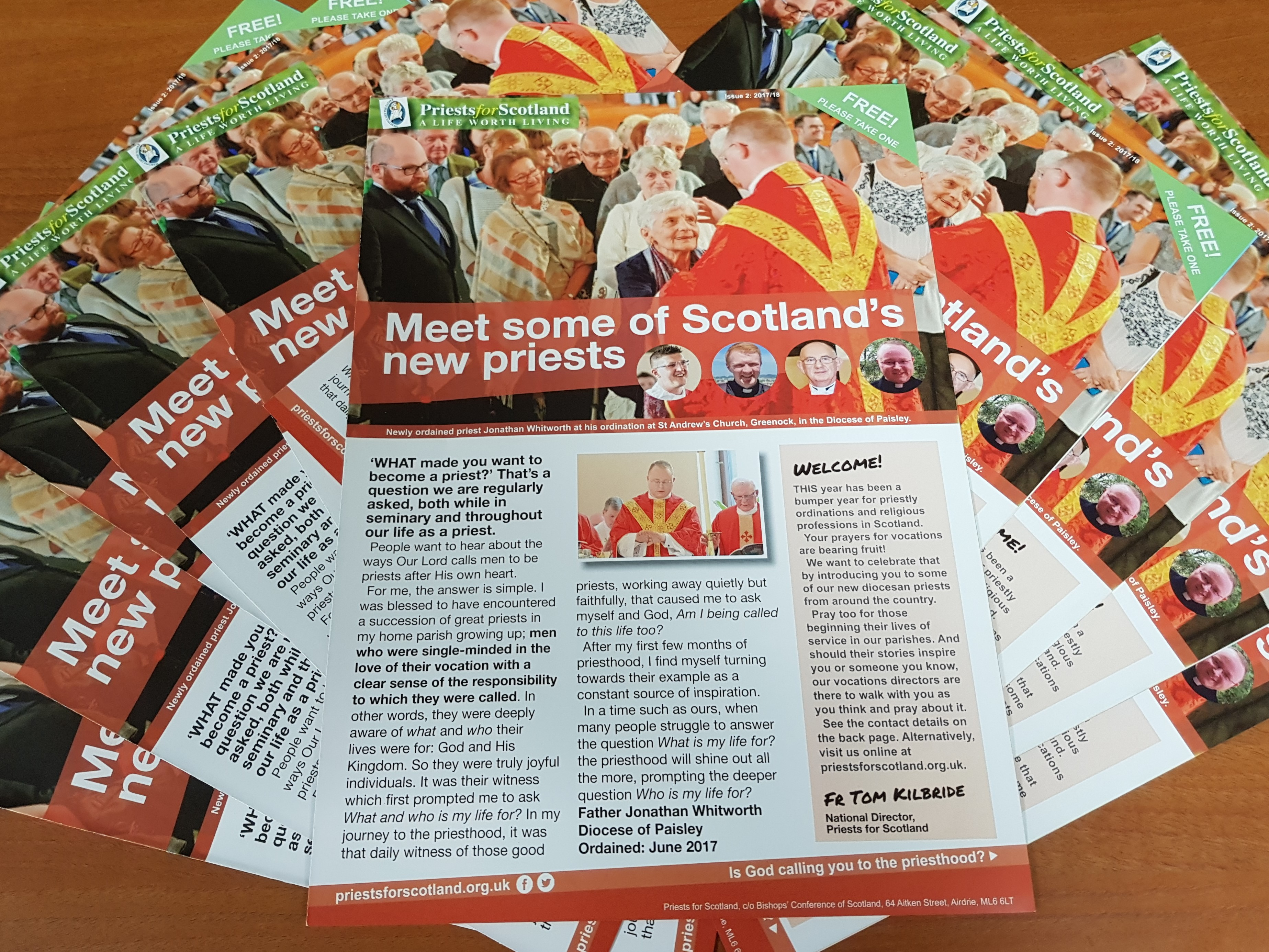 Newsletter – Issue 2 available